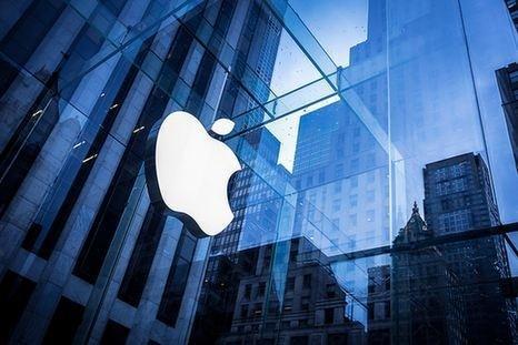 蘋果全球智慧手機出貨量超越三星位居第一