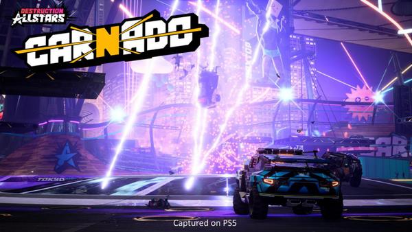 索尼釋出《毀滅全明星》預告 遊戲共四種比賽模式