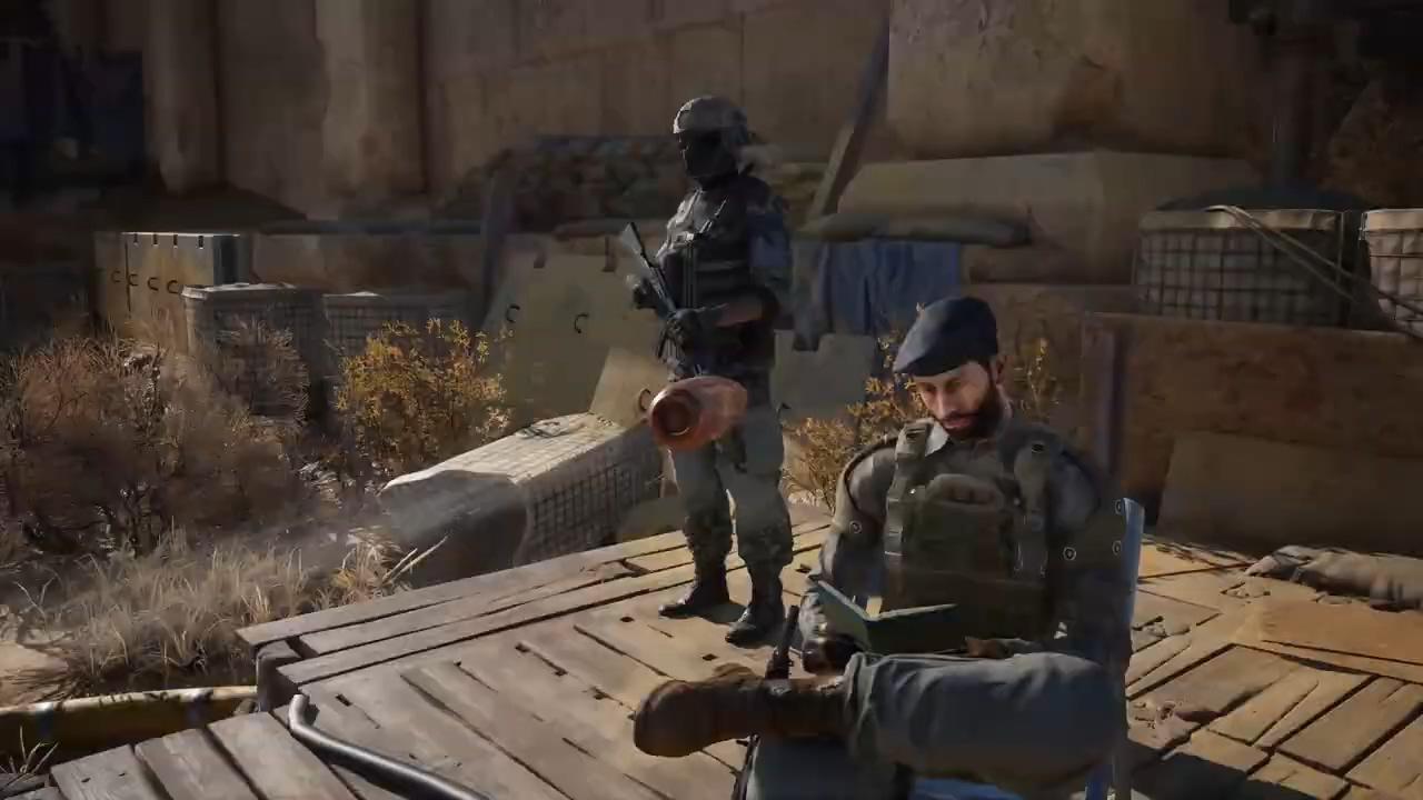 《狙擊手:幽靈戰士契約2》首個前導預告洩露