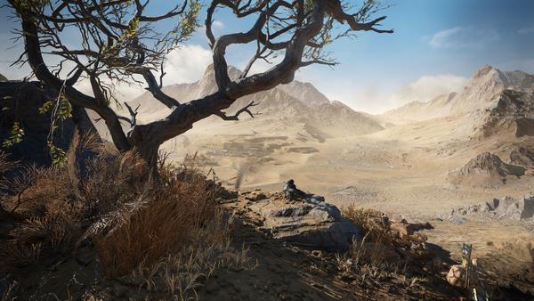 《狙擊手:幽靈戰士契約2》上架Steam