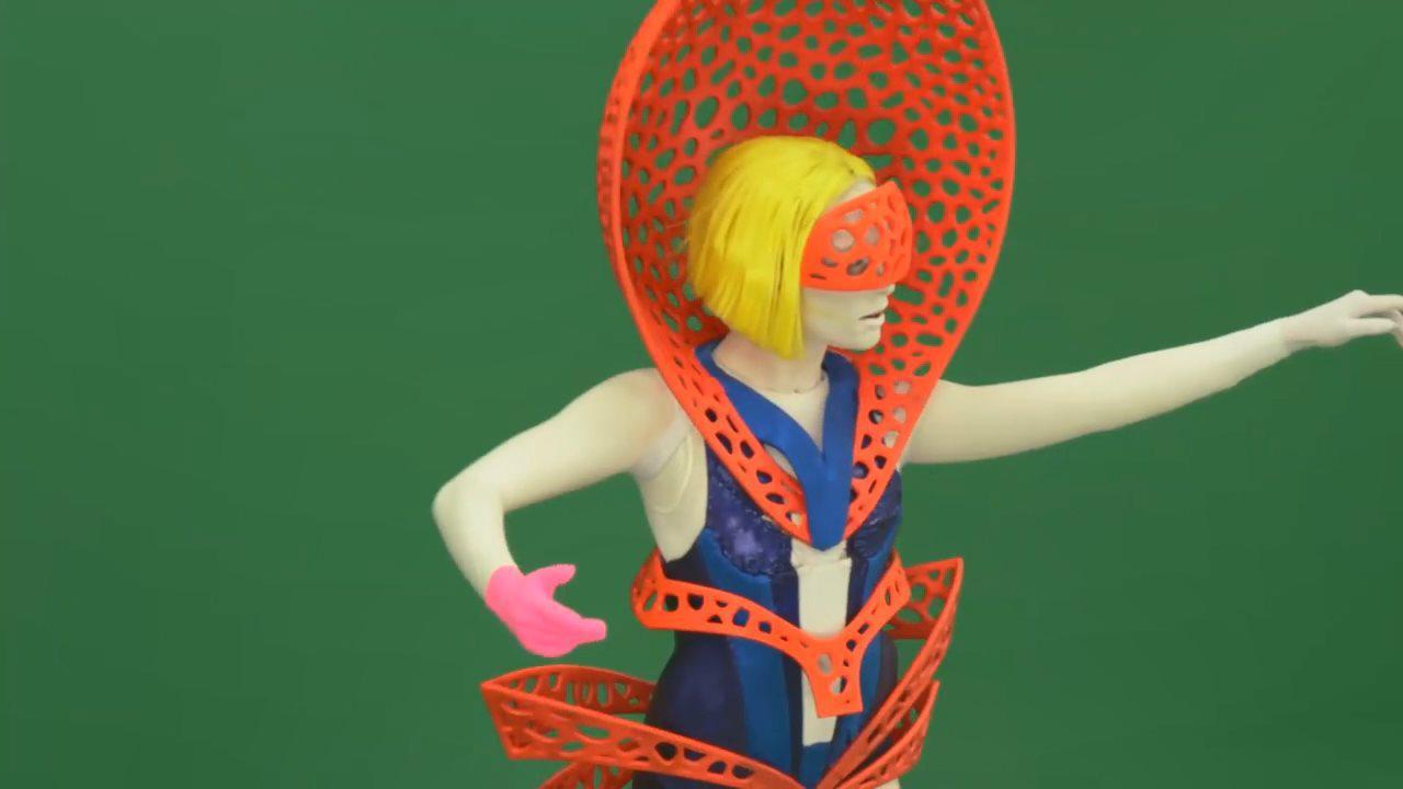 舞者身上道具並非特效 《舞力全開2020》幕後製作花絮