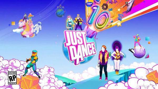 《舞力全開2020》正式公開 2019年11月5日發售