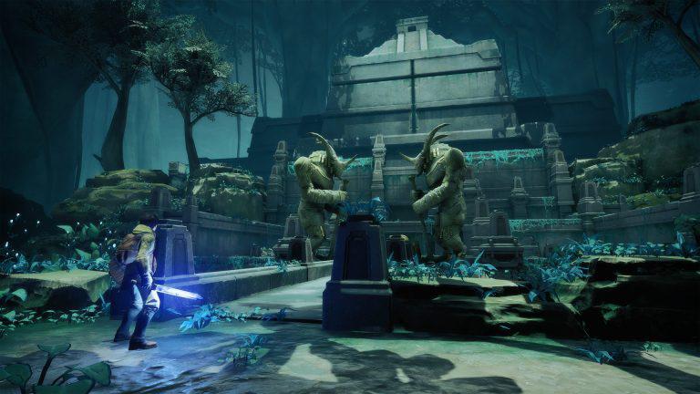 PS5版《戰甲神兵》11月26日發售 支援4K/60幀