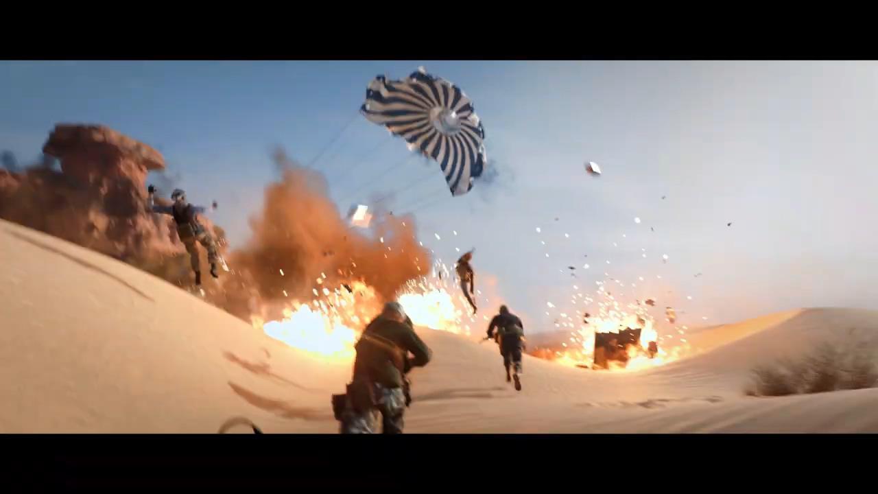 《決勝時刻17:黑色行動冷戰》釋出上市宣傳片