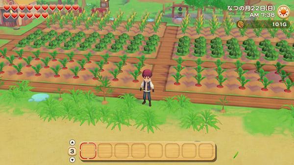 Fami通新一週銷量榜 《牧場物語橄欖鎮》登頂
