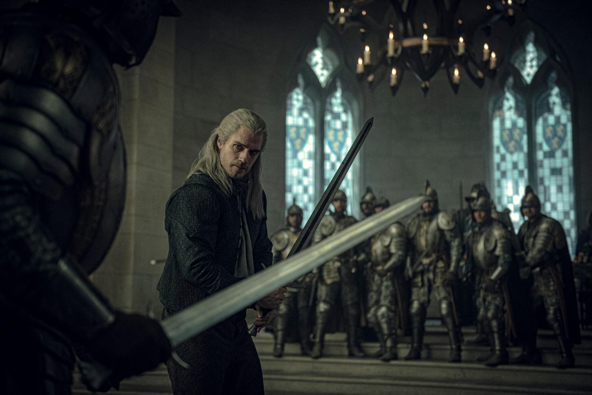傑森·莫瑪或參演《巫師》電視劇前傳《巫師:血統起源》