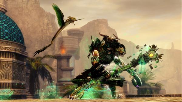 《激戰2》將於今年11月登陸Steam平臺