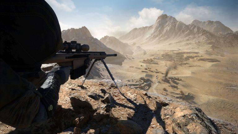 《狙擊手:幽靈戰士契約2》跳票至2021年初推出