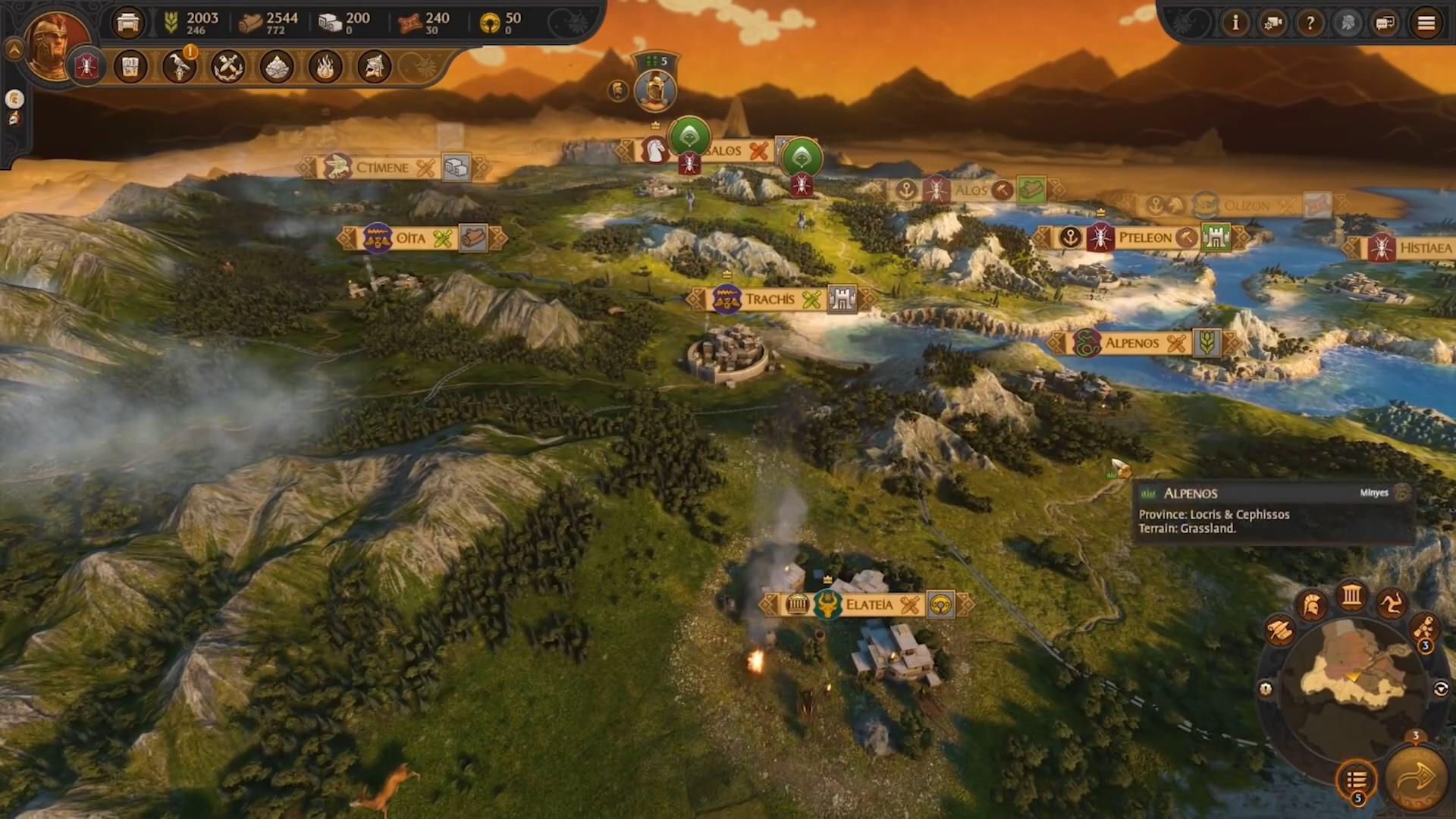 《全軍破敵傳奇:特洛伊》全新預告 可選擇八位英雄