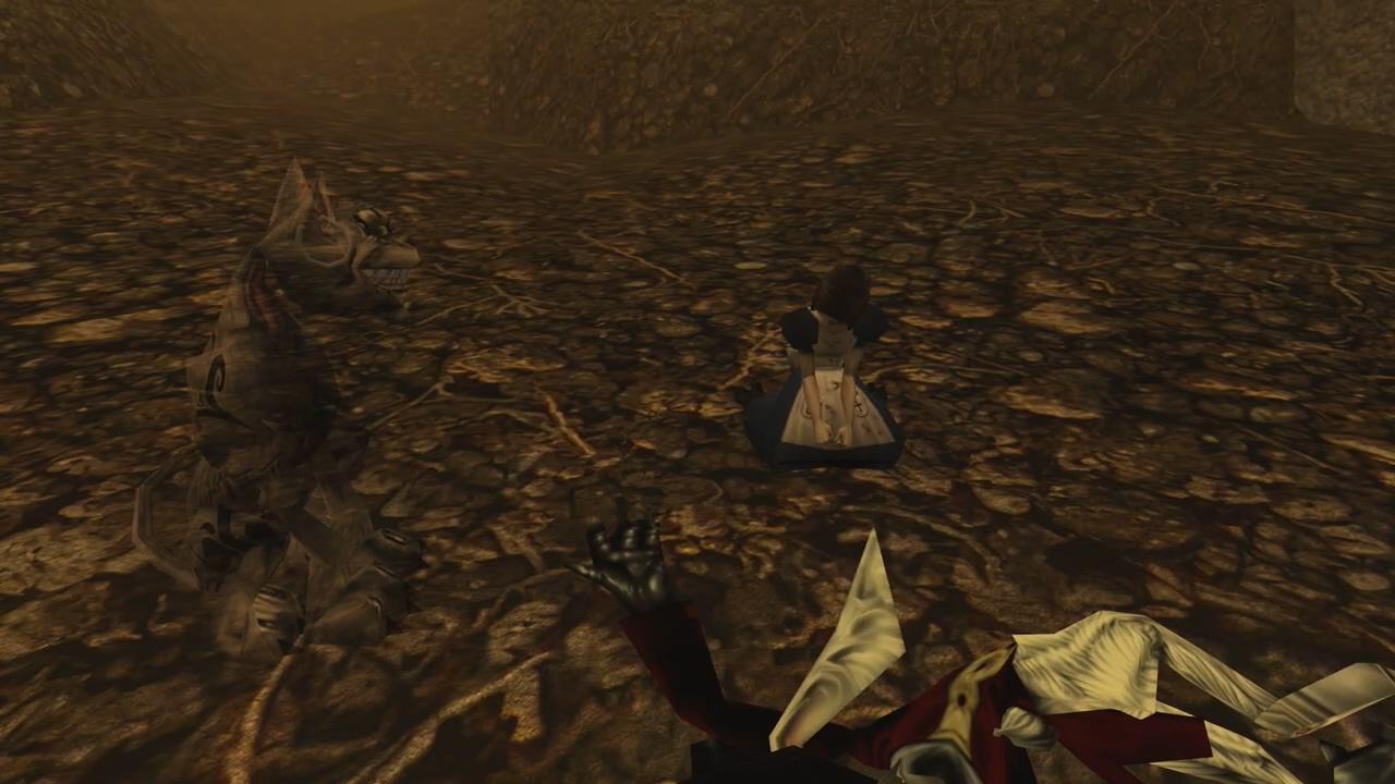 《愛麗絲夢遊仙境》2G高清mod釋出 粉絲福音