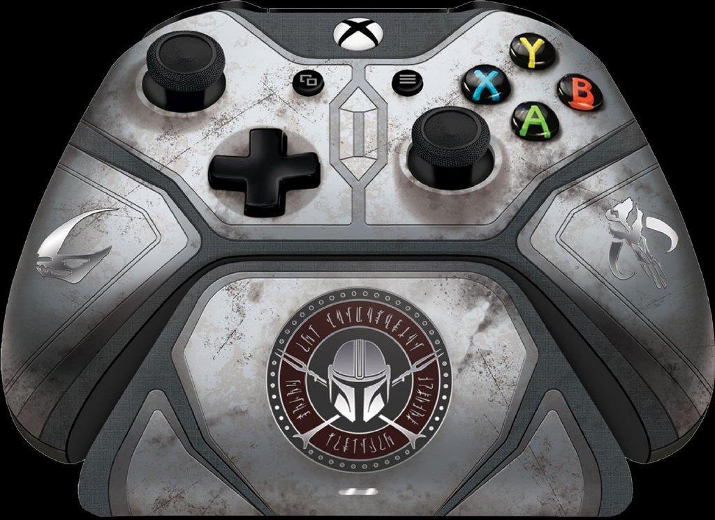 Xbox One《星際大戰:曼達洛人》主題限定手柄亮相