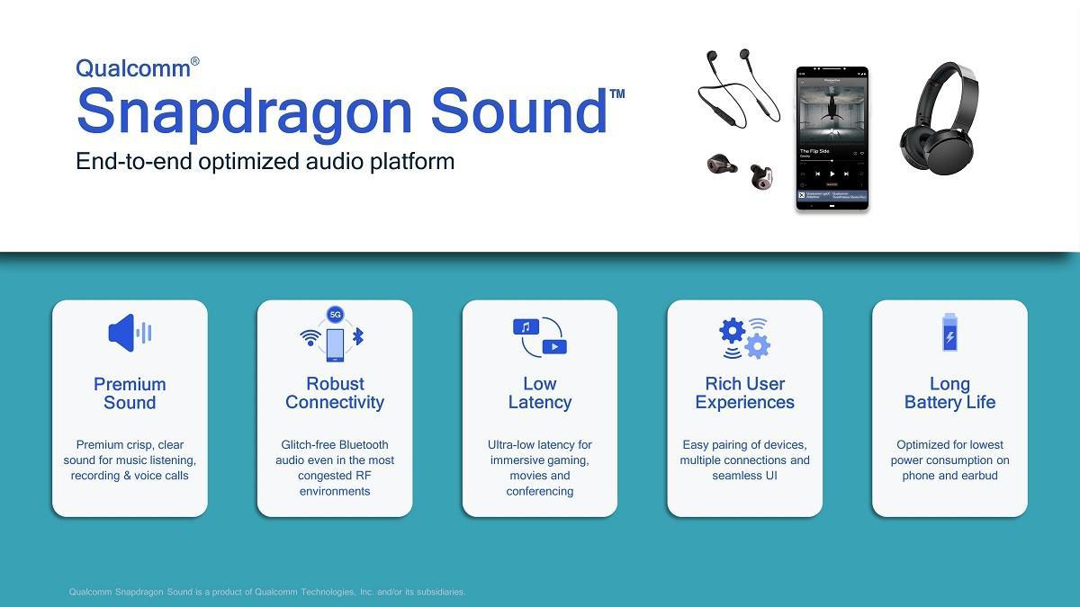 高通釋出音訊技術 小米成為首家採用該技術的手機廠商