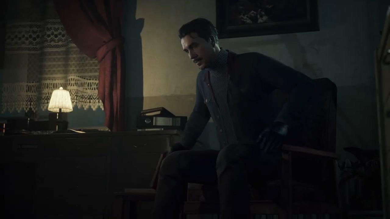 恐怖遊戲《靈媒》釋出凶兆預告 狠角色首次亮相